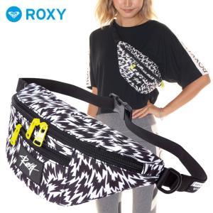 ROXY ロキシー バッグ レディース ELEY KISHIMOTO WAIST BAG 2020春夏|3direct