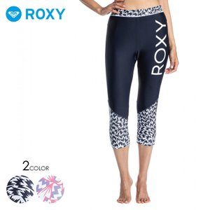 ROXY ロキシー フィットネスパンツ レディース ELEY KISHIMOTO CAPRI 2020春夏|3direct