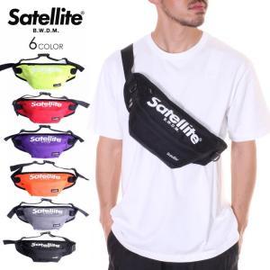 SALE セール SATELLITE サテライト ウエストポーチ ユニセックス PUSH 3direct