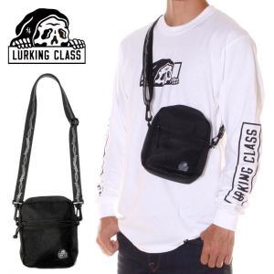 LURKING CLASS ラーキングクラス ショルダーバッグ メンズ SHOULDER BAG|3direct