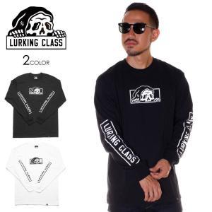 SALE セール LURKING CLASS ラーキングクラス ロンT メンズ CORPO L/S TEE|3direct