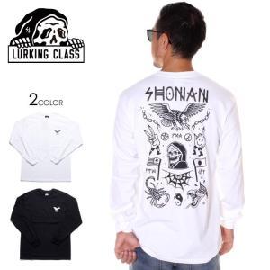 LURKING CLASS ラーキングクラス Tシャツ ロンT メンズ LIMITED LS TEE|3direct