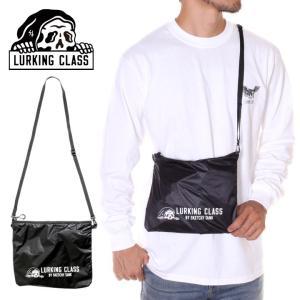 LURKING CLASS ラーキングクラス バッグ メンズ LIMITED 2WAY SACOSHE|3direct