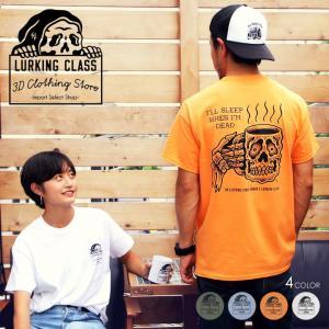 LURKING CLASS ラーキングクラス Tシャツ メンズ LURKING CLASS x 3D SMU TEE 2019春夏|3direct
