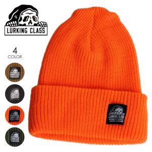 LURKING CLASS ラーキングクラス ビーニー メンズ TAG BEANIE 2020秋冬|3direct