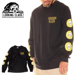 LURKING CLASS ラーキングクラス ロンT メンズ SUNSHINE L/S TEE 2020秋冬|3direct
