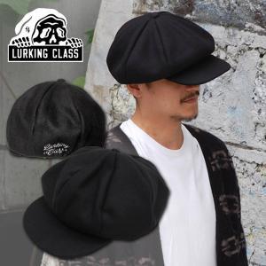 LURKING CLASS ラーキングクラス キャスケット メンズ レディース WOOL CASQUETTE 2020秋冬|3direct
