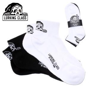 SALE セール LURKING CLASS ラーキングクラス ソックス メンズ 2PACK SOCKS 3direct
