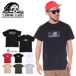SALE セール LURKING CLASS ラーキングクラス Tシャツ メンズ COPRO TEE 2020春夏|3direct