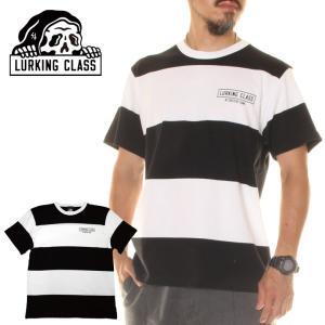 SALE セール LURKING CLASS ラーキングクラス Tシャツ メンズ BORDER TEE 2020春夏|3direct