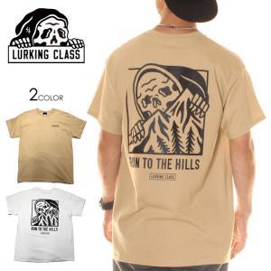 SALE セール LURKING CLASS ラーキングクラス Tシャツ メンズ HILLS TEE 2020春夏|3direct