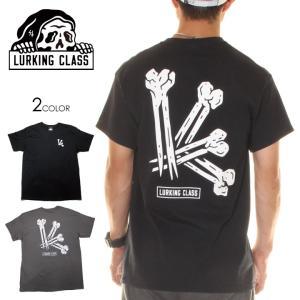SALE セール LURKING CLASS ラーキングクラス Tシャツ メンズ BONES TEE 2020春夏|3direct