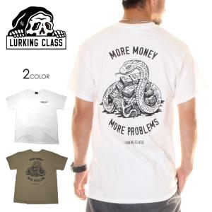 SALE セール LURKING CLASS ラーキングクラス Tシャツ メンズ PROBLEMS TEE 2020春夏 3direct