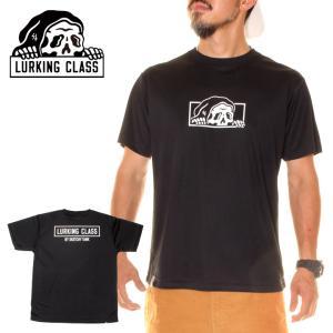 SALE セール LURKING CLASS ラーキングクラス Tシャツ メンズ COPRO DRY TEE 2020春夏|3direct