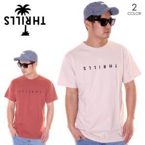 THRILLS スリルズ Tシャツ メンズ THRILLS CLASSIC TEE TW8-101H|3direct