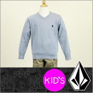 ボルコム VOLCOM  子供服/キッズ セーター STANDARD SWEATER VOLCOM ヴォルコム|3direct