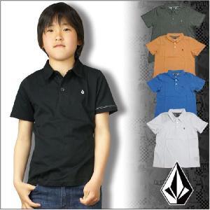VOLCOM (ボルコム/ヴォルコム) 子供服/キッズ ポロシャツ BANGIN POLO|3direct