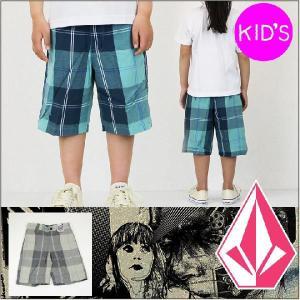 VOLCOM (ボルコム/ヴォルコム) 子供服/キッズ ハーフパンツ MONTREAL SHORT VOLCOM/ヴォルコム|3direct