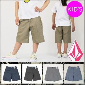 SALE セール ボルコム VOLCOM 子供服/キッズ ハーフパンツ ショーツ FRICKIN CHINO SHORT / ヴォルコム|3direct