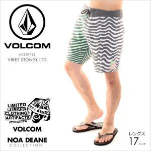 サーフパンツ メンズ VOLCOM x Noa Deane MAG VIBES STONEY LTD - A08317S3 ボルコム サーフパンツ ボードショーツ 水着|3direct