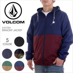 VOLCOM ジャケット ERMONT JACKET 2017秋冬 A1511704 5色 S/M/L|3direct