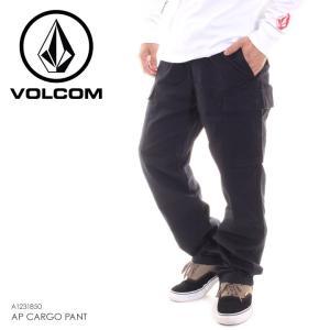 VOLCOM ボルコム パンツ メンズ AP CARGO PANT A1231850|3direct