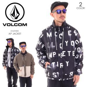 VOLCOM ボルコム ジャケット メンズ AP JACKET A1631850|3direct