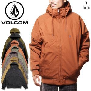 VOLCOM ボルコム ジャケット メンズ HERNAN JACKET A1731700|3direct
