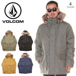 VOLCOM ボルコム ジャケット メンズ LIDWARD PARKA A1731705|3direct