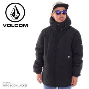 VOLCOM ボルコム ジャケット メンズ ARTIC LOON JACKET A1731805 2018秋冬|3direct