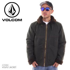 VOLCOM ボルコム ジャケット メンズ VOLFLY JACKET A1731850 2018秋冬 3direct