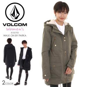 VOLCOM ボルコム ジャケット レディース WALK ON BY PARKA B1531700|3direct