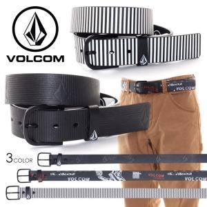 VOLCOM ボルコム ベルト メンズ EMPTY PU BELT D5931852|3direct