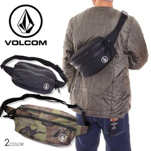 VOLCOM ボルコム ショルダーバッグ メンズ APAC S32018 WAIST PK D65318G1|3direct