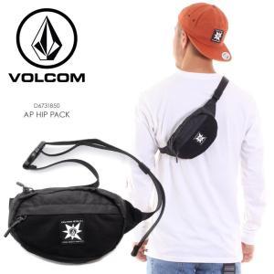 VOLCOM ボルコム ショルダーバッグ メンズ AP HIP PACK D6731850|3direct