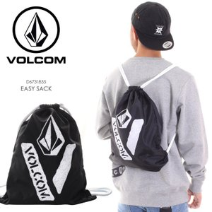 VOLCOM ボルコム ナップザック メンズ EASY SACK D6731855|3direct