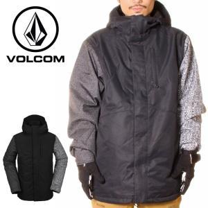 VOLCOM ボルコム スノーウェア メンズ 17 FORTY INS JKT G0451908 3direct