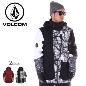 VOLCOM ボルコム スノーウェア メンズ BL STRETCH GORE JKT G0651902 3direct