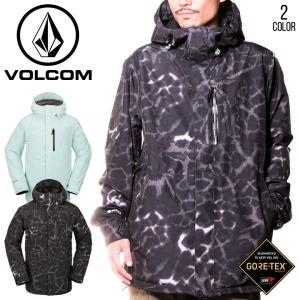 VOLCOM ボルコム スノーウェア メンズ L GORE-TEX JKT G0651904|3direct
