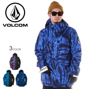 VOLCOM ボルコム スノーウェア メンズ FIFTY FIFTY JACKET G0651907|3direct