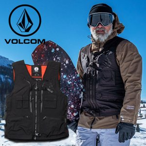 VOLCOM ボルコム スノーウェア メンズ IGUCHI SLACK VEST G0651911 3direct