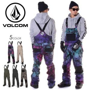 VOLCOM ボルコム スノーウェア メンズ ROAN BIB OVERALL G1351909|3direct