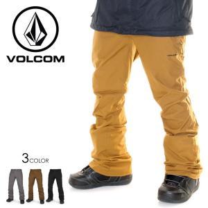 VOLCOM ボルコム スノーウェア メンズ KLOCKER TIGHT PANT G1351913|3direct