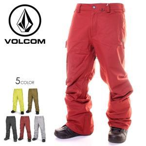 VOLCOM ボルコム スノーウェア メンズ VENTRAL PANT G1351918|3direct