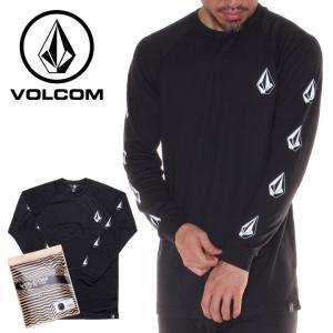 VOLCOM ボルコム インナー メンズ STONE 1ST LAYER G21519JA|3direct