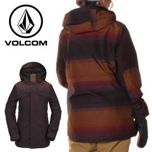 VOLCOM ボルコム スノーウェア レディース LEDA GORE-TEX JACKET H0651900|3direct
