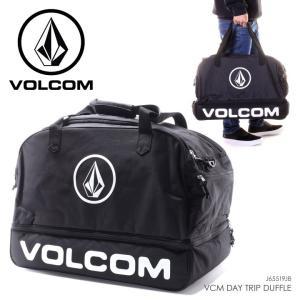 VOLCOM ボルコム ブーツバッグ メンズ VCM DAY TRIP DUFFLE J65519JB|3direct
