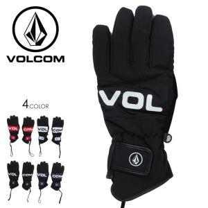 VOLCOM ボルコム スノーグローブ メンズ VCM GLOVE J68519JB|3direct