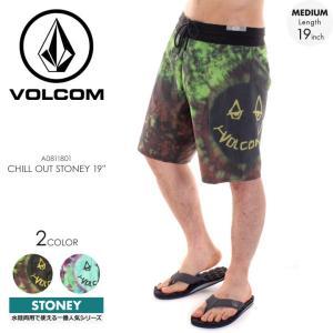 VOLCOM サーフパンツ メンズ CHILL OUT STONEY 19