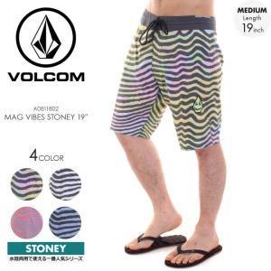 VOLCOM サーフパンツ メンズ MAG VIBES STONEY 19